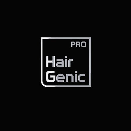 Projekt serii kosmetykow HairGenic.